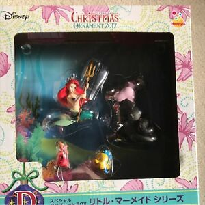 image is loading disney princess the little mermaid christmas ornament special - Little Mermaid Christmas Ornaments