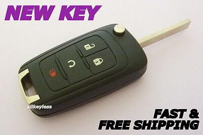 UNCUT KEY BLADE OEM GM CHEVROLET keyless entry remote fob transmitter 13501916