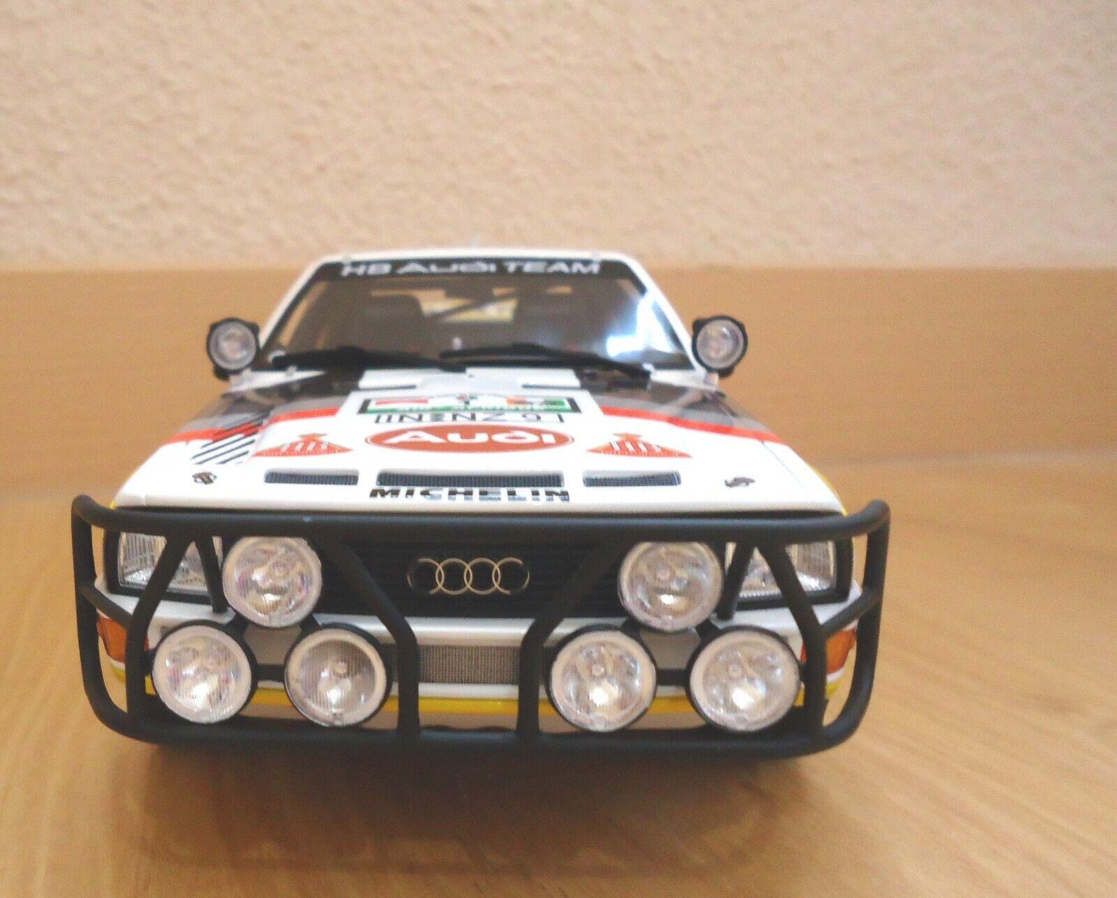 1 1 1 18 1984 Audi Quattro Sport Gr. B E2  Rally Safari Blomqvist OTTO mobile OT253 b42b24
