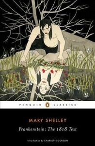Frankenstein-The-1818-Text-Paperback-by-Shelley-Mary-Wollstonecraft-Gord