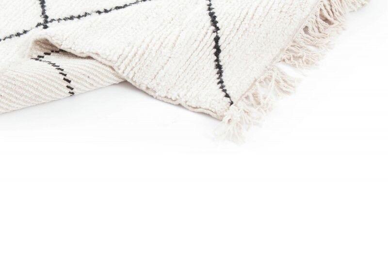 Løse tæpper, ægte tæppe, Uld