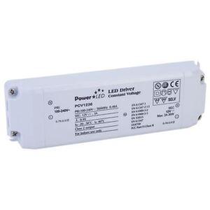 PowerLED-pcv1236-voltaje-constante-LED-Suministro-Electrico-12v-3a-36w