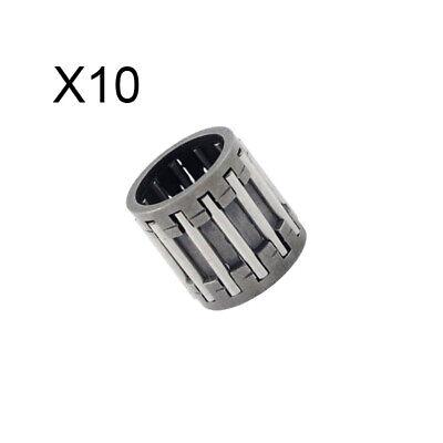 6PCS Piston Pin Bearing Cage For Stihl 070 090 OEM 9512 003 4080 Chainsaw