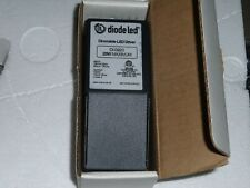 Diode Led Magnetic Dimmable Led Driver Di 0920 20w Maximum Class 2 Black 12v