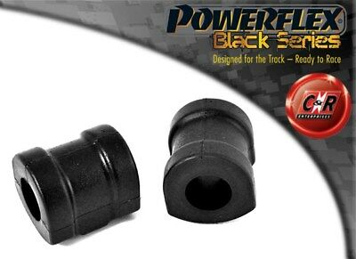 fits BMW E46 3 COMPACT PFF5-4602-27BLK POWERFLEX BLACK Fr ARB MOUNT BUSH 27MM