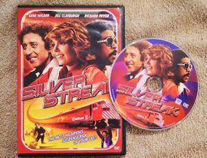 Silver-Streak-1976-DVD-OOP-R1-2004-Gene-Wilder-Richard-Pryor