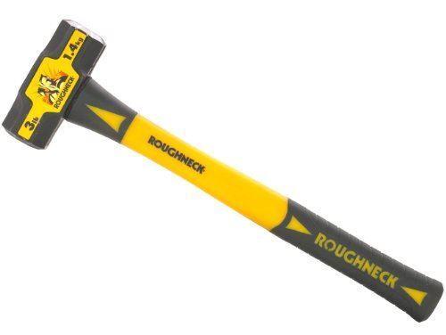 Roughneck Sledge Hammers, Fibreglass Handle Range