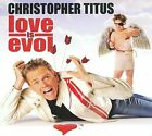 Love Is Evol [PA] [Digipak] by Christopher Titus (CD, Feb-2009, 2 Discs, Comedy Central Records)