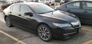MUST GO TODAY - 2015 Acura TLX -V6 - AWD - Tech package