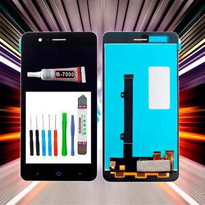 Original-Display-fuer-ZTE-Blade-A510-LCD-TouchScreen-Digitizer-Frontglas-schwarz