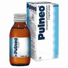 Pulneo syrop 2 mg/1ml / anti-inflammatory syrup cough and coughing 150 ml