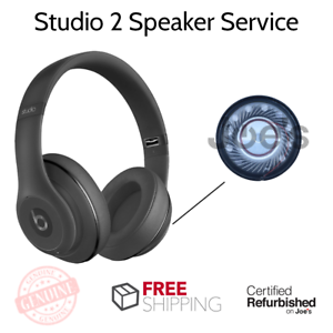 Beats-by-Dr-Dre-Studio-2-Wireless-Wired-Headphones-SPEAKER-REPAIR-SERVICE-FIX