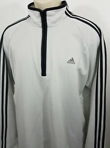 Adidas-three-stripe-gray-track-jacket-size-L-1392