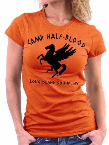 Camp Halfblood woman T-Shirt