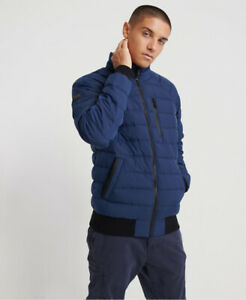 Superdry-Mens-Commuter-Quilted-Bomber-Jacket