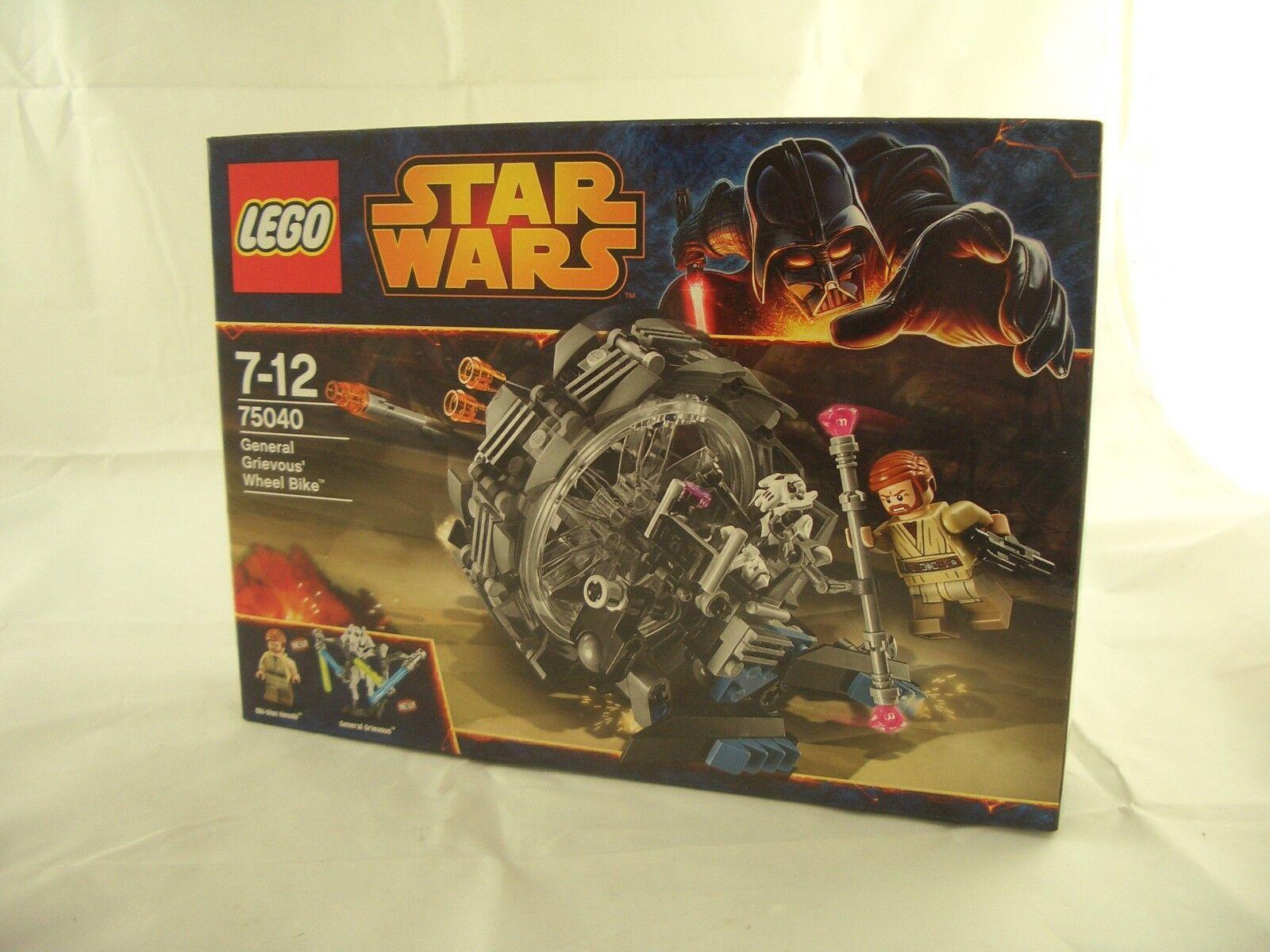 LEGO Star Wars  75040 General Grievous Wheel Fahrrad New Sealed