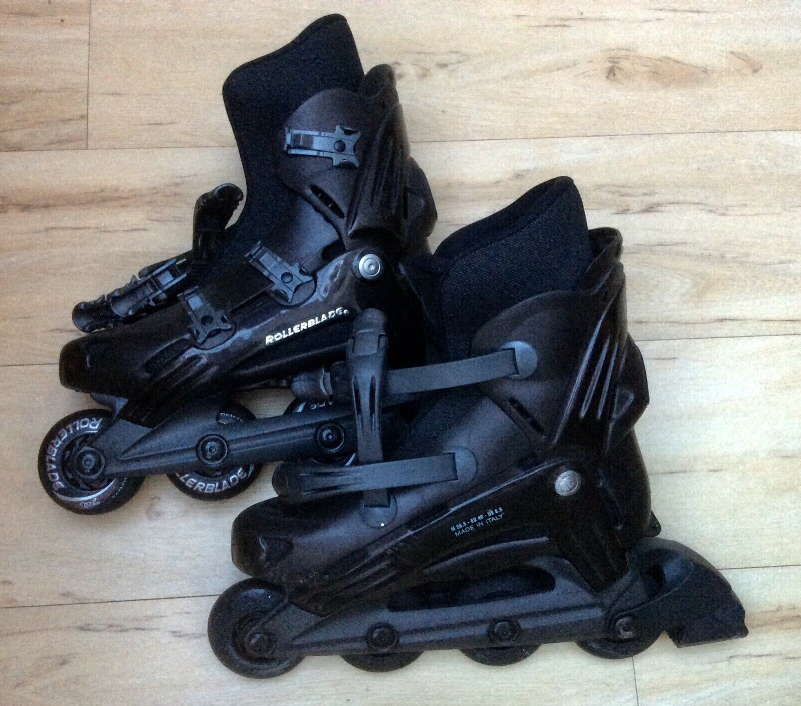 Viablade ABEC Made in  Men's Roller Blades M26.5, US 8.5