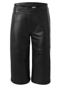 Couture nappa Lederhose Gr d'agneau Travel Culotte 38 Pantalon 40 neuf cuir 100 CqwtZz5nIx
