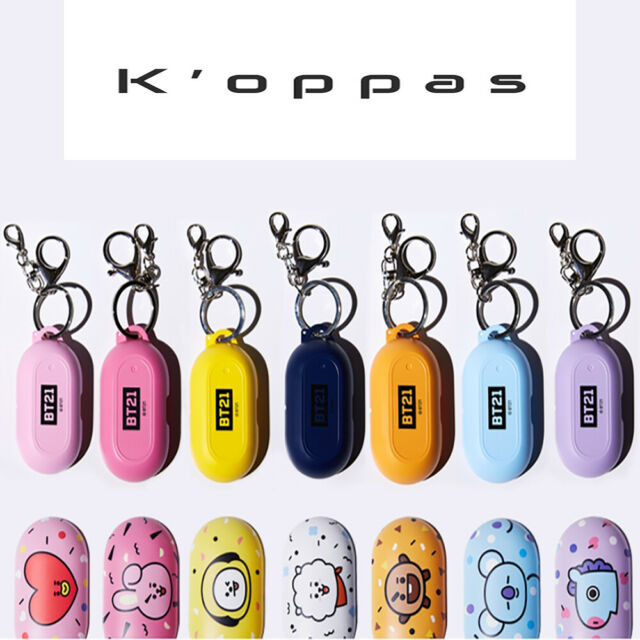 BTS BT21 Official Airpod Figure Key Ring Case Airpods Cover 7type   eBay