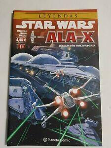 Acheter Pas Cher Leyendas Star Wars Nº 10 Ala-x Estado Nuevo Planeta Comic Mire Mas Articulos Handicap Structurel