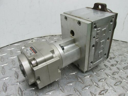 A03 SMC CRB1BS50-270S PNEUMATIC ROTARY ACTUATOR w// CDS SM226905 INDEXER
