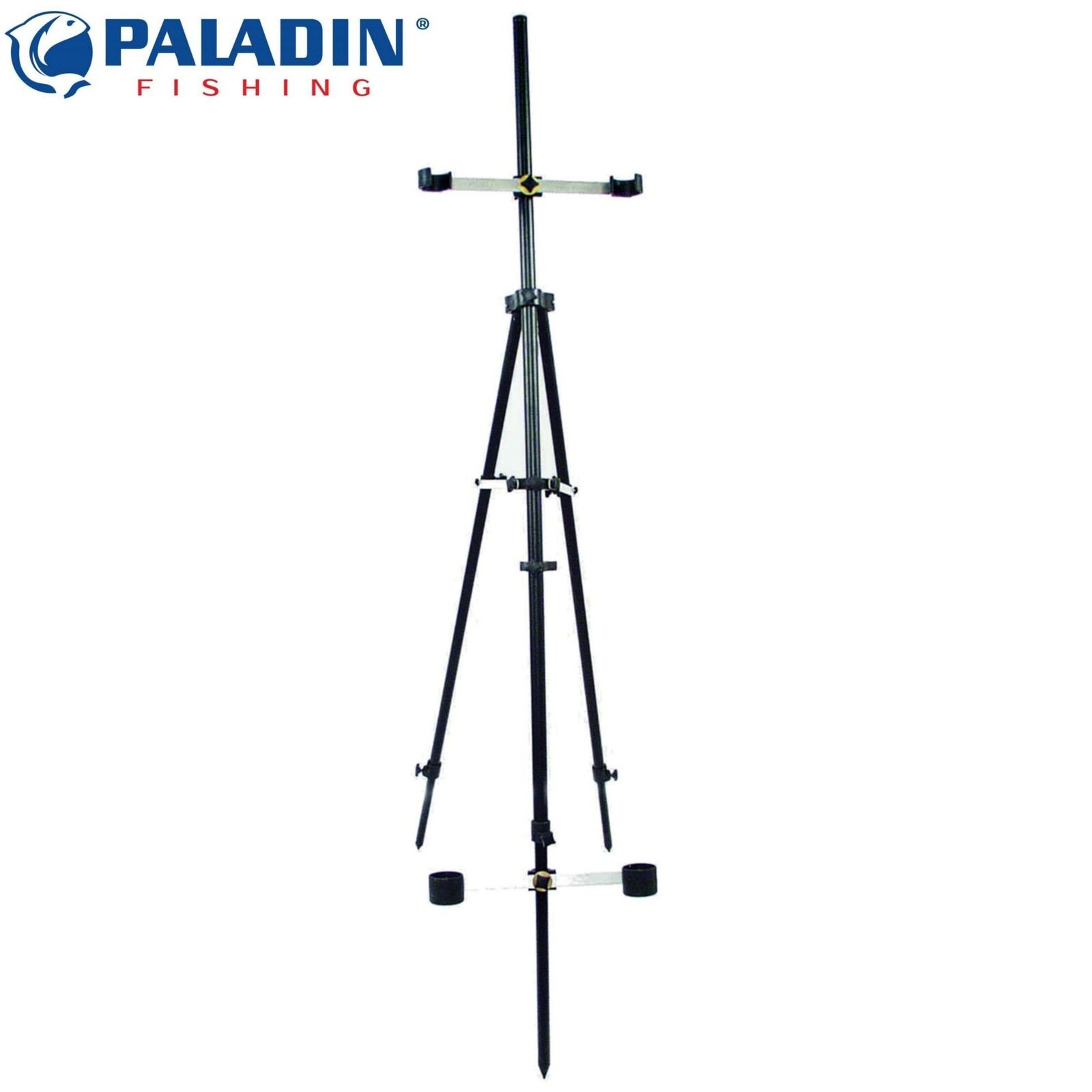 Paladin Brandungsrutenhalter 100-180cm, 100-180cm, 100-180cm, Brandungsdreibein zum Brandungsangeln 707f06