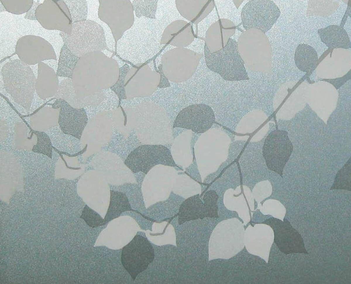 Linea Fix decoración diapositiva estática para ventana hojas Babilon muchos tamaños