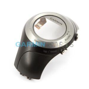 Used-Front-case-for-Garmin-Forerunner-405-black-with-sensor-405-405Cx-part