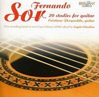 Cristiano Porqueddu, - 20 Studies For Guitar [new Cd] on Sale
