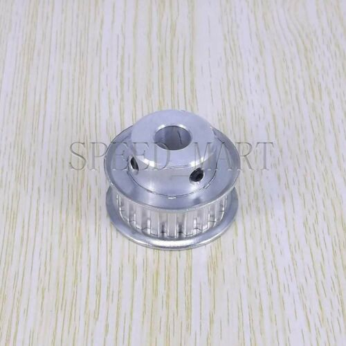 XL Type XL19T Aluminum Timing Belt Pulley 19 Teeth 8mm Bore for Stepper Motor