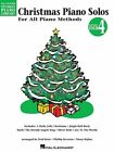 Hal Leonard Student Piano Library: Christmas Piano Solos Level 4 by Hal Leonard Corporation (Paperback, 1999)