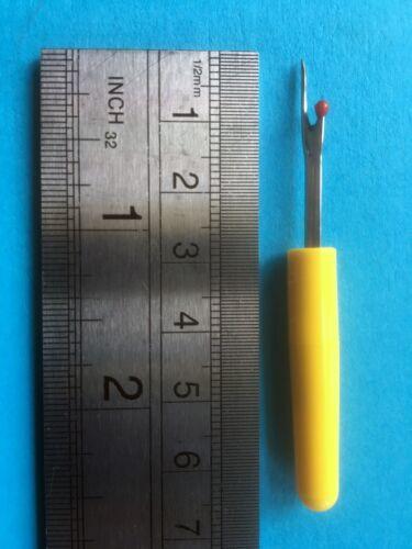 Cuatro costura Rippers Puntada unpicker Ojal Hilo Cúter Diseño-cirugía ®