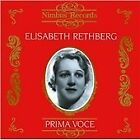 Prima Voce: Elizabeth Rethberg (1999)