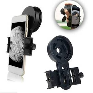 Cell-Phone-Photography-Adapter-Mount-HolderClip-Bracket-for-Binocular-Telescope