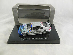 Auto-arte-AMG-Mercedes-CLK-D2-ORIGINAL-TEILE-No-18-Mercedes-Benz-cuadro-de-promociones
