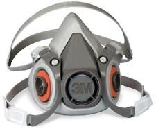 6000 Series Half Mask Reusable Respirators Without Filters