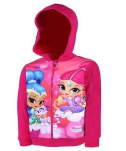 Shimmer /& Shine Girls Christmas Jumper Sweatshirt.