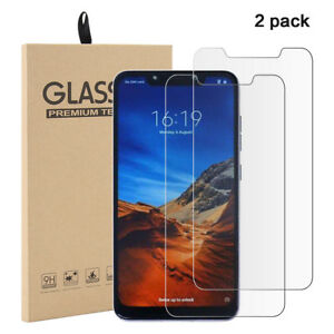 2X-Screen-Protector-For-Xiaomi-Pocophone-F1-Tempered-Glass-Protective-Film-Glass