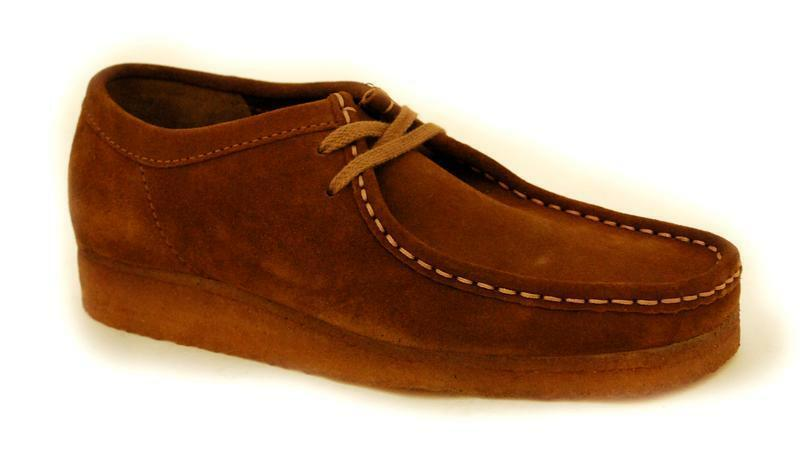 Clarks Originals Mocassini Wallabee 20340951 Cola Suede 20340951 Wallabee (18) 9b5cb9