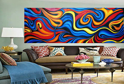 art painting  urban original abstract Huge Coa By Jane Australia  aboriginal