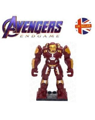 Avengers Iron Man Hulk Buster Set Mini Figure Marvel End Game Gauntlet UK Seller