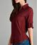 NEW-Plus-Size-Cotton-Button-Front-Shirt-Blouse-3-4-Sleeve-L-XL-1X-2X-3X thumbnail 5