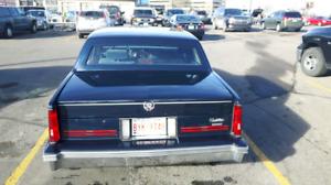 Cadillac 1988 deville
