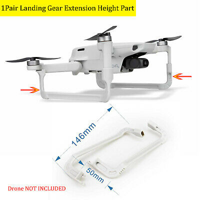 Landing Gear Extensions Support Protector for DJI Mavic Mini Drone Accessories