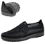 Mens Flat Athletic Hollow Out Breathable Loafers Slip-On Mesh Summer Casual Shoe
