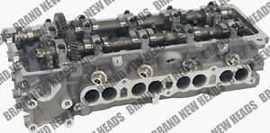 BRAND NEW Toyota 4Runner Tacoma T-100 2.4L 2.7L 2RZ 3RZ Cylinder Head 1995-1999