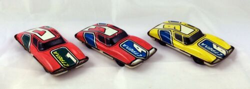 Car Models Arrow Lot 3 Old made of sheet tin USSR