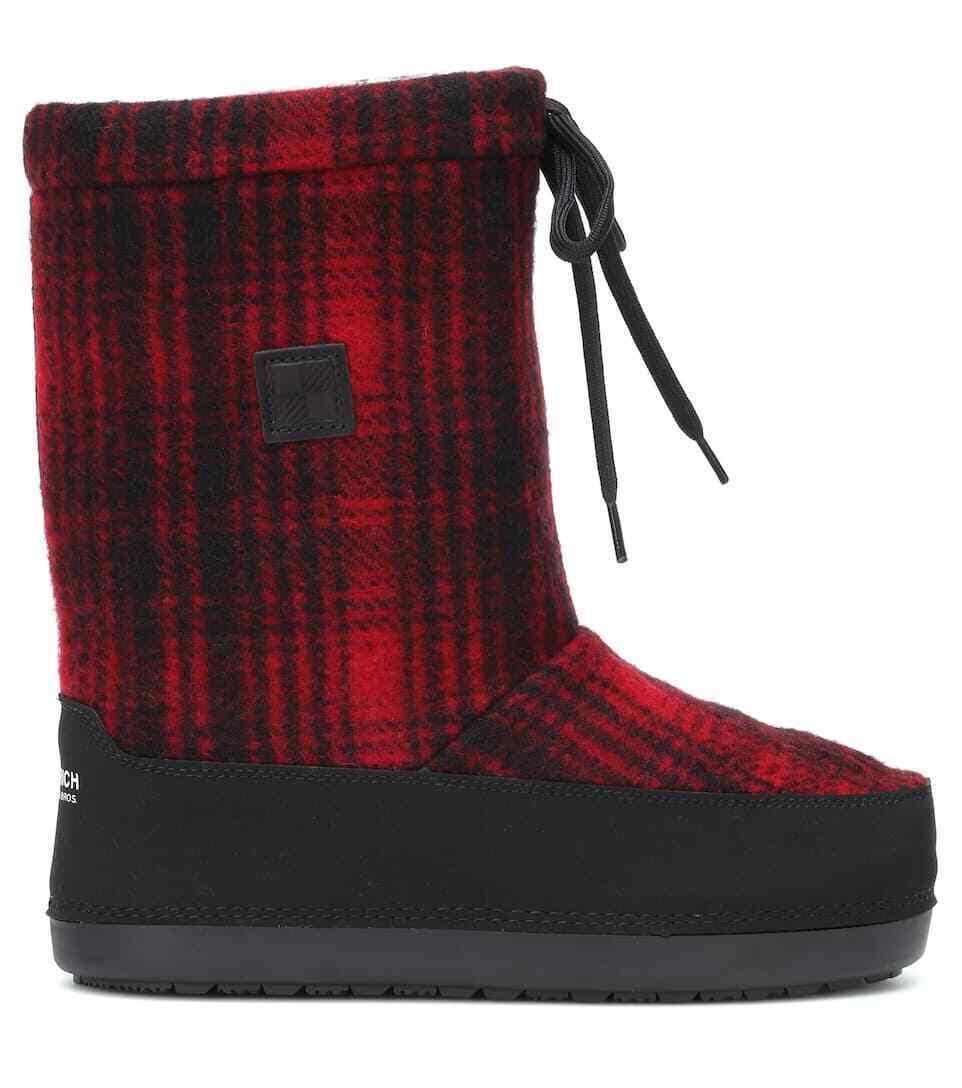 outlet store cc8a9 084f5 Stiefel ESKIMO WOOL SNOW ARCTIC STIEFEL DAMEN WOOLRICH MADE ...