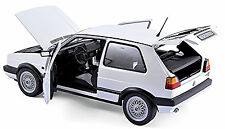 VW Volkswagen Golf II 2 GTI G60 3-türig 1990-91 Typ 19E weiß white 1:18 Norev