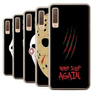 Gel-TPU-Case-for-Samsung-Galaxy-A7-2018-A750-Horror-Movie-Art